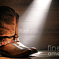 The Found Boots by Olivier Le Queinec