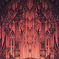 The Gates Of Barad Dur by Curtiss Shaffer