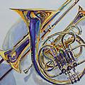 The Glow Of Brass by Jenny Armitage