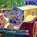 The Great Gatsby by David Lloyd Glover