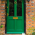 The Green Door by Mark Llewellyn