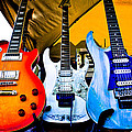 The Guitars Of Jimmy Dence - The Kingpins by David Patterson