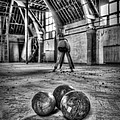 The Gym by Jason Green