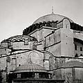 The Hagia Sophia by Shaun Higson