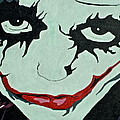 The Joker Print by Frozen in Time Fine Art Photography