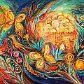 The Key Of Jerusalem by Elena Kotliarker