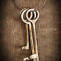 The Keys by Edward Fielding