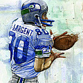 The Largent by Michael  Pattison