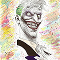 The Laughing Man by Wave