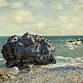 The Laugland Bay by Alfred Sisley