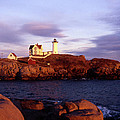 The Light On The Nubble by Skip Willits