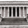 The Lincoln Memorial by Olivier Le Queinec