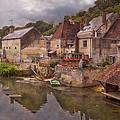 The Loir River by Debra and Dave Vanderlaan