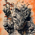 The Lost City - The Sentinel by Emerico Imre Toth
