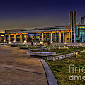 The Mahaffey Theater by Marvin Spates