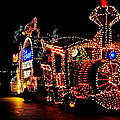 The Main Street Electrical Parade by Benjamin Yeager