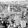 The March For Civil Rights by Benjamin Yeager