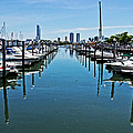 The Marina At The Golden Nugget by Tom Gari Gallery-Three-Photography