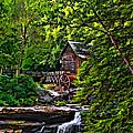 The Mill Paint 2 by Steve Harrington