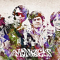 The Monkees by Aged Pixel