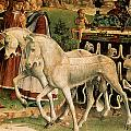 The Month Of March by Francesco Del Cossa