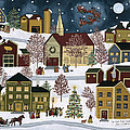 The Night Before Christmas by Medana Gabbard