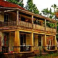 The Old Boarding House by Marty Koch