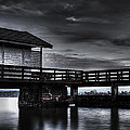 The Old Boat House by Erik Brede