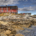 The Old Fisherman's Hut by Heiko Koehrer-Wagner