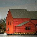 The Old Mill Kirby Pond by Diana Angstadt