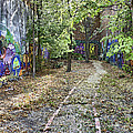 The Path Of Graffiti by Jason Politte