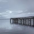 The Pier by Kim Hojnacki