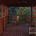 The Porch Beckons by Kay Pickens