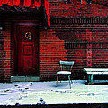 The Red Door by Amy Cicconi