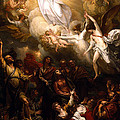 The Resurrection Print by Munir Alawi