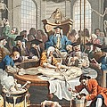 The Reward Of Cruelty, From The Four by William Hogarth