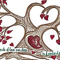 The Roots Of Love by Minnie Lippiatt
