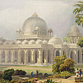 The Roza At Mehmoodabad In Guzerat, Or by Captain Robert M. Grindlay