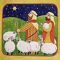 The Shepherds by Linda Benton