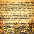 The Signing Of The United States Declaration Of Independence by Wingsdomain Art and Photography