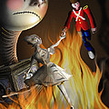 The Steadfast Tin Soldier ...the Envy... by Alessandro Della Pietra