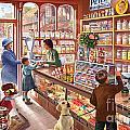 The Sweetshop by Steve Crisp