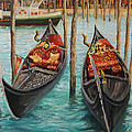 The Symbols Of Venice by Kiril Stanchev