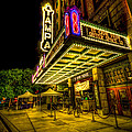The Tampa Theater by Marvin Spates
