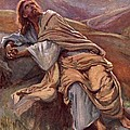 The Temptation Of Christ by Harold Copping