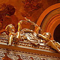 The Tombs At Les Invalides - Paris France - 011319 by DC Photographer