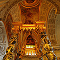 The Tombs At Les Invalides - Paris France - 011324 by DC Photographer