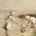 The Toy Boat by Robert Gemmel Hutchison