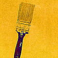 The Used Paintbrush by Bob RL Evans