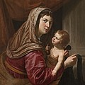 The Virgin And Child by Jan van Bijlert or Bylert